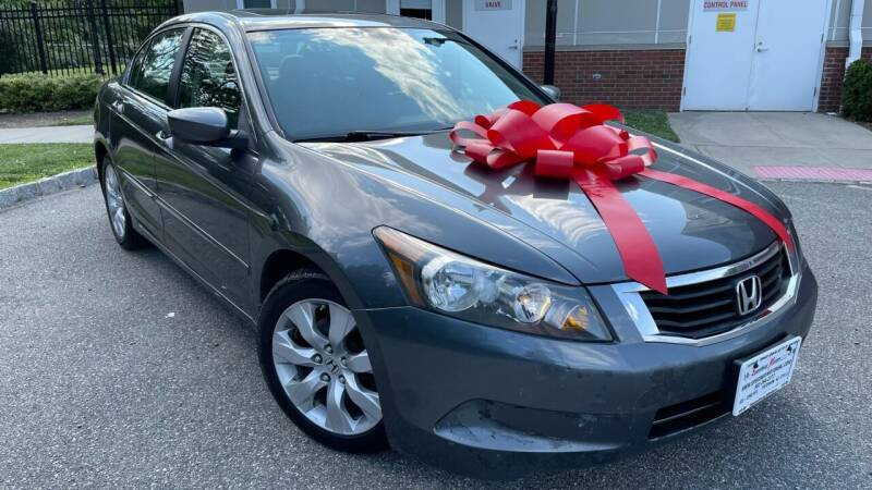 2008 Honda Accord for sale at Speedway Motors in Paterson NJ