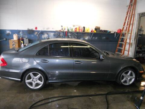 2009 Mercedes-Benz E-Class for sale at All Cars and Trucks in Buena NJ
