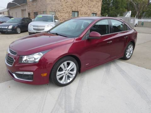 2016 Chevrolet Cruze Limited for sale at Drive Auto Sales in Roseville MI