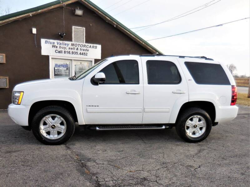 2011 Chevrolet Tahoe for sale at Blue Valley Motorcars in Stilwell KS
