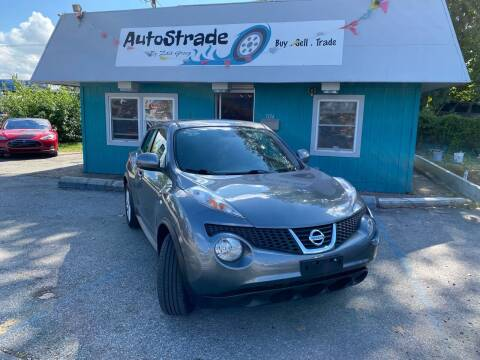 2011 Nissan JUKE for sale at Autostrade in Indianapolis IN