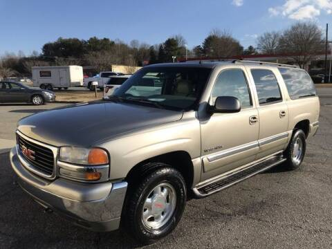 2002 GMC Yukon XL for sale at Deluxe Auto Group Inc in Conover NC