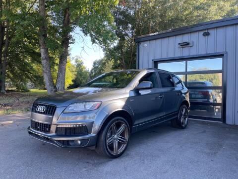 2013 Audi Q7 for sale at Luxury Auto Company in Cornelius NC