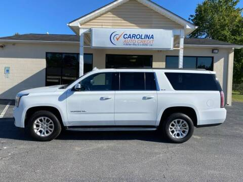 2017 GMC Yukon XL for sale at Carolina Auto Credit in Youngsville NC