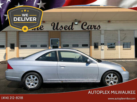 2003 Honda Civic for sale at Autoplex Milwaukee in Milwaukee WI