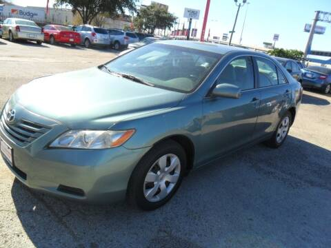 2009 Toyota Camry for sale at Talisman Motor City in Houston TX