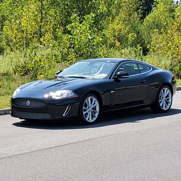 2010 Jaguar XK for sale at R & R AUTO SALES in Poughkeepsie NY
