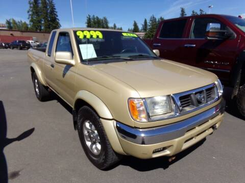 1999 Nissan Frontier for sale at Signature Auto Sales in Bremerton WA