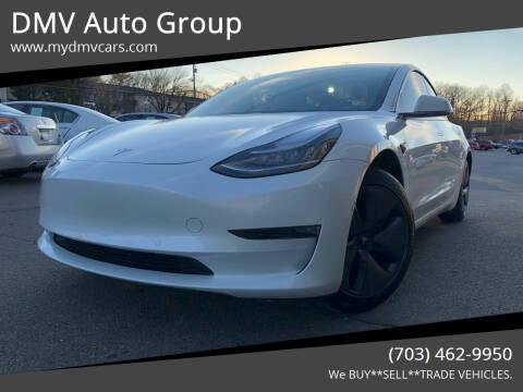2020 Tesla Model 3 for sale at DMV Auto Group in Falls Church VA
