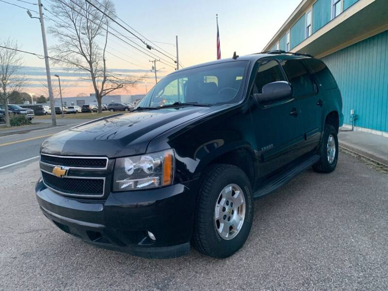 2014 Chevrolet Tahoe for sale at Mutual Motors in Hyannis MA