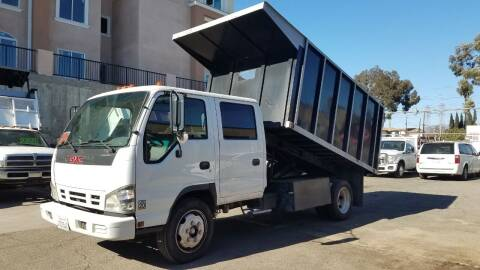 2007 GMC W5500 for sale at Vehicle Center in Rosemead CA