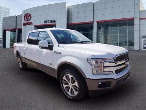 2018 Ford F-150 for sale at BEAMAN TOYOTA in Nashville TN