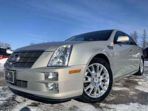 2008 Cadillac STS for sale at LUXURY IMPORTS in Hermantown MN