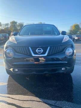 2013 Nissan JUKE for sale at Guidance Auto Sales LLC in Columbia TN