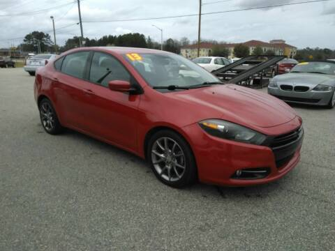 2013 Dodge Dart for sale at Kelly & Kelly Supermarket of Cars in Fayetteville NC
