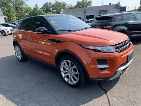 2015 Land Rover Range Rover Evoque for sale at EMG AUTO SALES in Avenel NJ