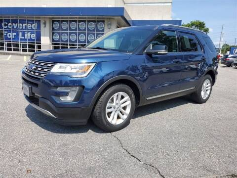 2017 Ford Explorer for sale at Southern Auto Solutions - Acura Carland in Marietta GA