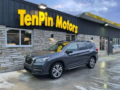 2019 Subaru Ascent for sale at TenPin Motors LLC in Fort Atkinson WI