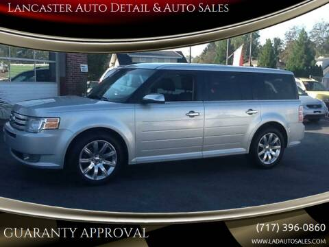 2009 Ford Flex for sale at Lancaster Auto Detail & Auto Sales in Lancaster PA