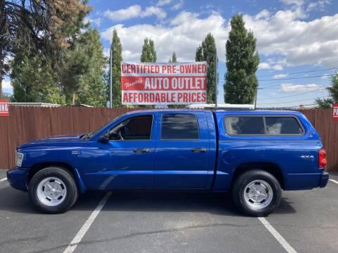 2011 RAM Dakota for sale at Flagstaff Auto Outlet in Flagstaff AZ
