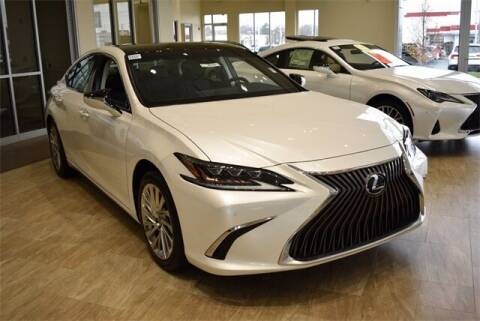2021 Lexus ES 350 for sale at BOB ROHRMAN FORT WAYNE TOYOTA in Fort Wayne IN