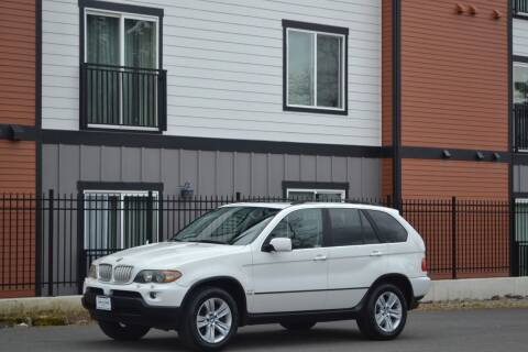 2004 BMW X5 for sale at Skyline Motors Auto Sales in Tacoma WA