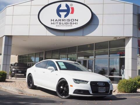 2017 Audi A7 for sale at Harrison Imports in Sandy UT