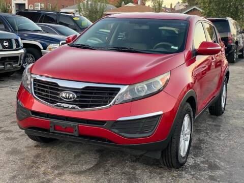 2011 Kia Sportage for sale at IMPORT Motors in Saint Louis MO