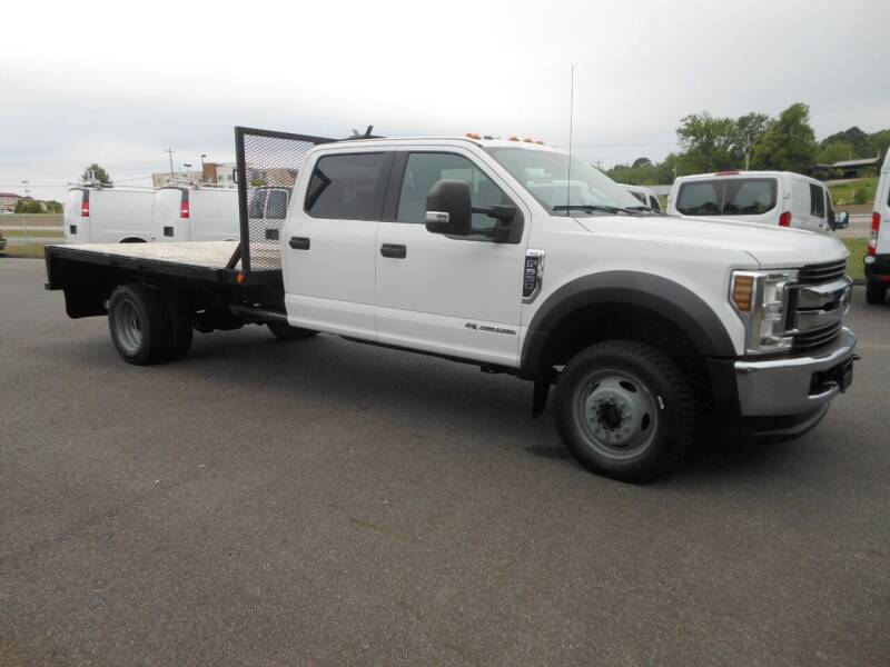 2018 Ford F-550 Super Duty for sale at Benton Truck Sales - Flatbeds in Benton AR