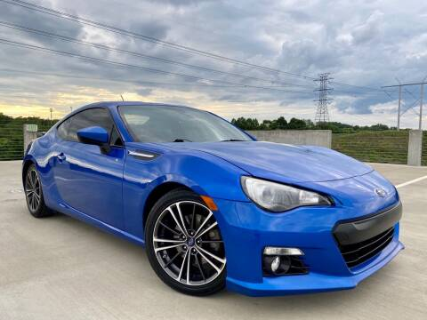 2014 Subaru BRZ for sale at Car Match in Temple Hills MD