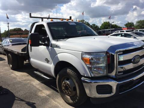 2014 Ford F-350 Super Duty for sale at BSA Used Cars in Pasadena TX