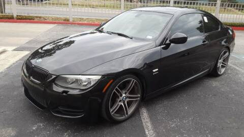 2012 BMW 3 Series for sale at RICKY'S AUTOPLEX in San Antonio TX