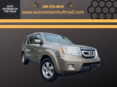 2011 Honda Pilot for sale at Auto Network of the Triad in Walkertown NC