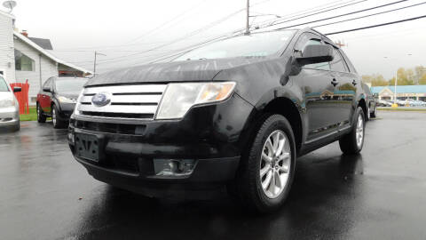 2009 Ford Edge for sale at Action Automotive Service LLC in Hudson NY