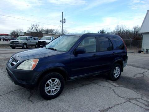 2002 Honda CR-V for sale at HIGHWAY 42 CARS BOATS & MORE in Kaiser MO