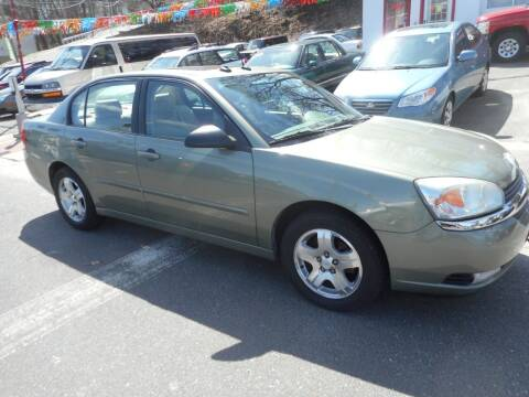 2004 Chevrolet Malibu for sale at Ricciardi Auto Sales in Waterbury CT
