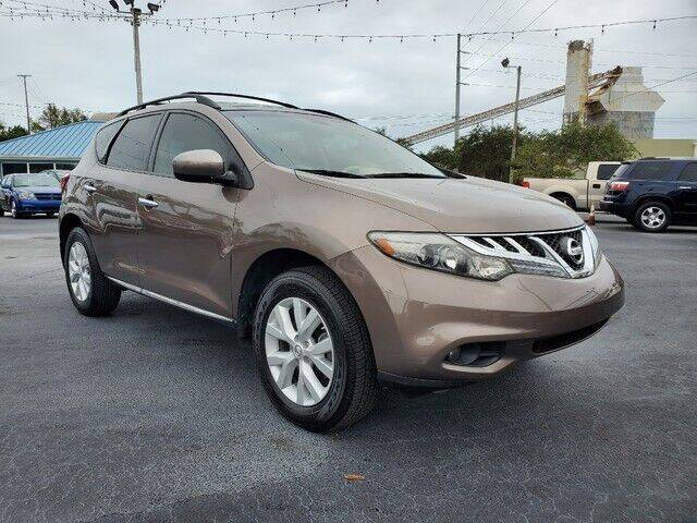 2011 Nissan Murano for sale at Select Autos Inc in Fort Pierce FL