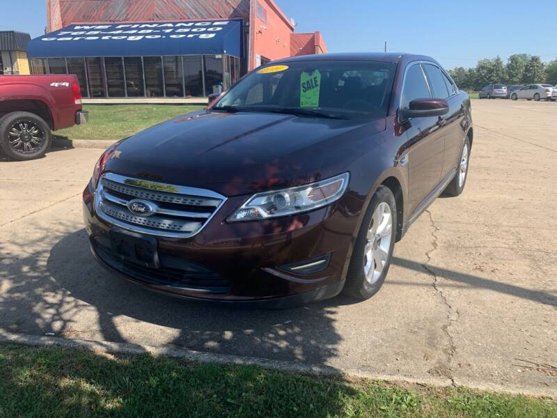 2010 Ford Taurus for sale at Cars To Go in Lafayette IN