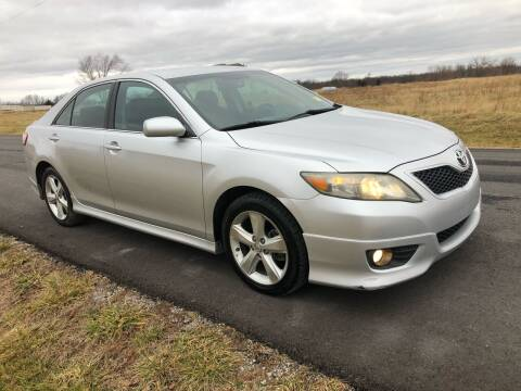 2010 Toyota Camry for sale at Nice Cars in Pleasant Hill MO