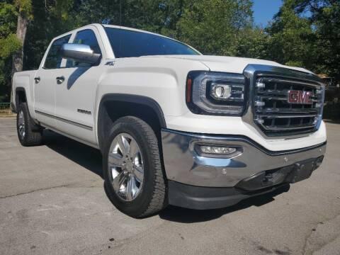 2018 GMC Sierra 1500 for sale at Thornhill Motor Company in Hudson Oaks, TX