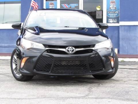 2016 Toyota Camry for sale at VIP AUTO ENTERPRISE INC. in Orlando FL
