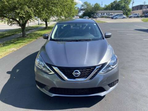 2016 Nissan Sentra for sale at Auto Hub in Grandview MO