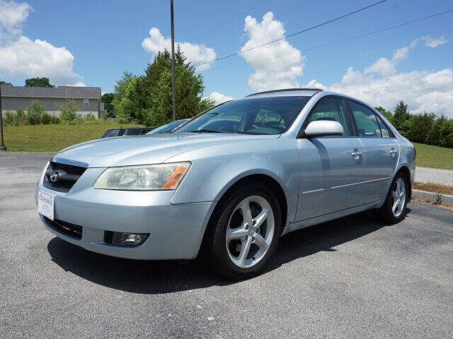 2007 Hyundai Sonata for sale at CHAPARRAL USED CARS in Piney Flats TN