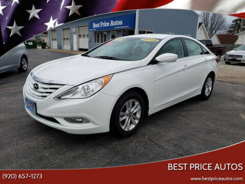 2013 Hyundai Sonata for sale at Best Price Autos in Two Rivers WI