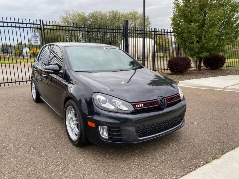 2011 Volkswagen GTI for sale at TDI AUTO SALES in Boise ID