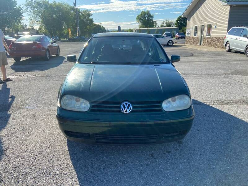 2000 Volkswagen Golf for sale at US5 Auto Sales in Shippensburg PA