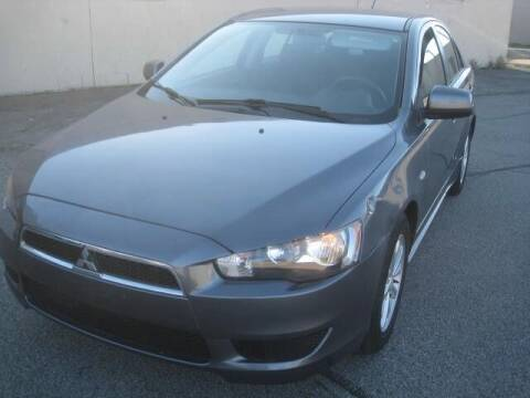 2010 Mitsubishi Lancer for sale at ELITE AUTOMOTIVE in Euclid OH