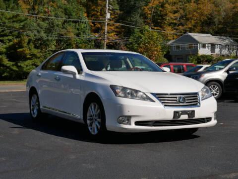 2011 Lexus ES 350 for sale at Canton Auto Exchange in Canton CT