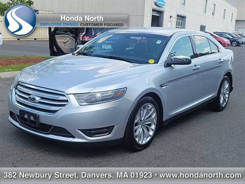 2014 Ford Taurus for sale at 1 North Preowned in Danvers MA