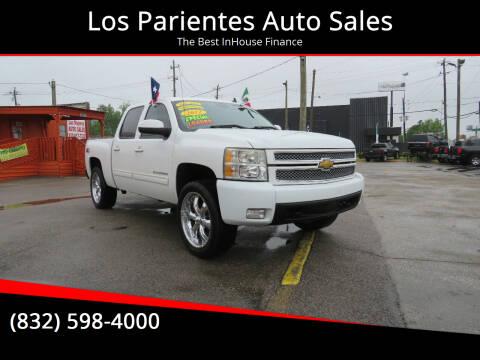 2012 Chevrolet Silverado 1500 for sale at Los Parientes Auto Sales in Houston TX